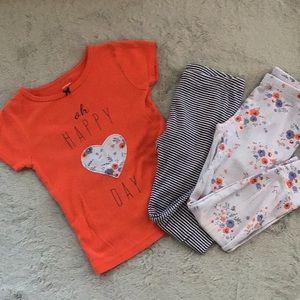 🎀 Girls pajama set